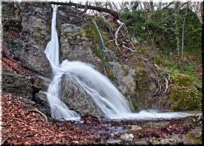 фото водопада Гейзер