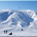 Есть ли в Крыму горнолыжные курорты? Ай-Петри и Ангарский перевал