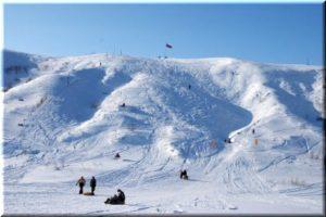 горнолыжные курорты Крыма