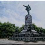 памятник Ленину в Севастополе