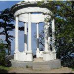 Серебряная беседка — символическая ротонда на Ай-Петри
