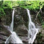 Водопад Гейзер — украшение долины Алаки