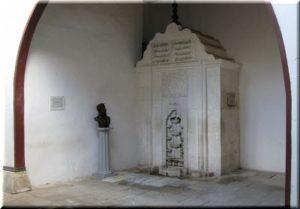 Фонтан слез в Бахчисарае