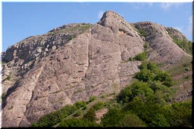 фото горы Пахкал-Кая