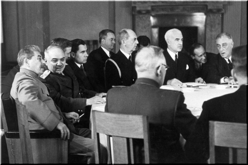 фото из зала Ялтинской конференции