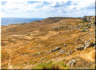 фото на горе Опук