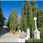 Парк Харакс: княжеская прогулка в Гаспре (Ялта)