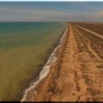 Каламитский — самый идеальный для отдыха залив Крыма