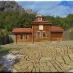 Кизилташский монастырь — православная обитель около Феодосии