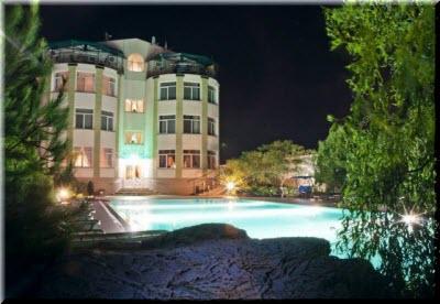 отель Бриз
