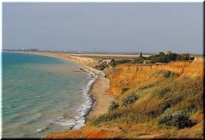 пляжи Каламитского залива