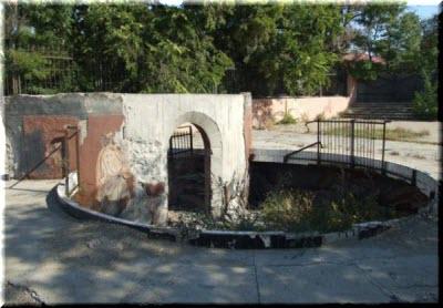 стена города Керкинитида