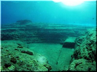 фото Акры под водой