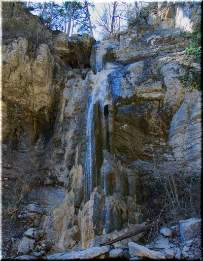 фото водопадов Люка