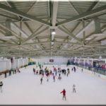 Каток в ТЦ «Конфетти» — ледовый мини-дворец в Ялте