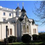 Чем интересна церковь Крестовоздвижения в Ливадии?