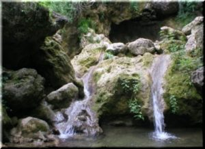 урочище Карасу-Баши в Крыму