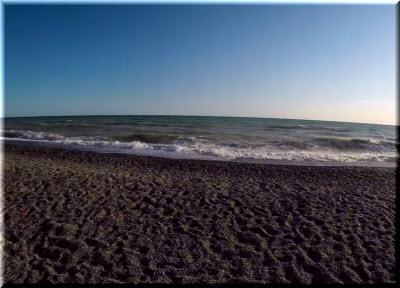 фото моря у пляжа