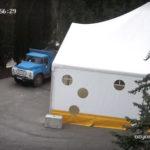 Камера детского лагеря «Озерный» в Артеке