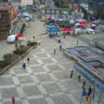 фото с камеры на Советской площади