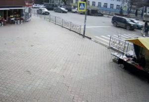 фото с камеры на Центральном рынке Судака