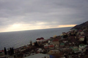 фото с камеры отеля Джур-Джур в Солнечногорском