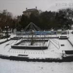 фото с камеры у Поющего фонтана в Евпатории