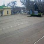 Веб-камера у Железнодорожного вокзала г. Феодосия