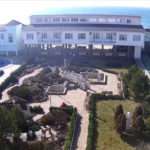 Веб-камера на территории санатория «Юрмино» в Саках