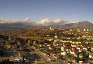 фото с веб-камеры гостиницы Алушта