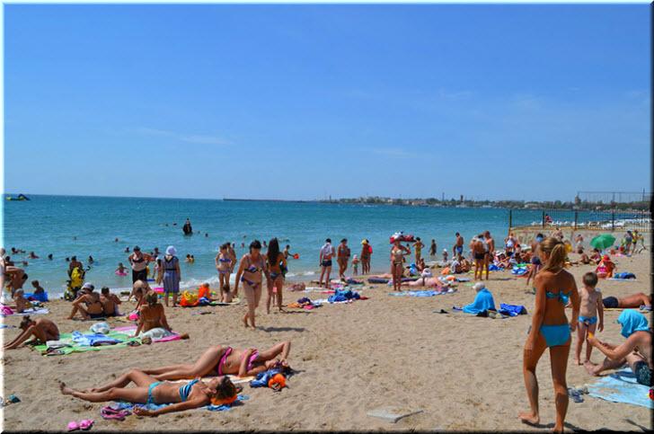 пляж Солярис