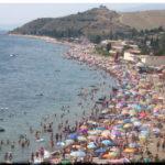 пляжи в Алуште