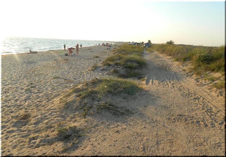 Солдатский пляж