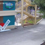 фото с камеры лагеря Речной в Артеке