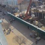 фото с камеры на ул Карла Маркса в Симферополе