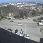 фото с камеры на ул Кирова в Керчи