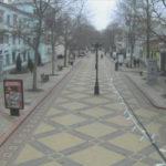 фото с камеры на ул Ленина в Керчи