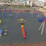 Веб-камера в районе детской площадки п. ГРЭС (Симферополь)