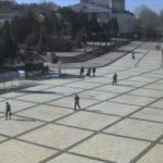 Веб-камеры в районе площади Ленина, город Керчь