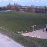фото с камеры у стадиона Гвардеец в Гвардейском
