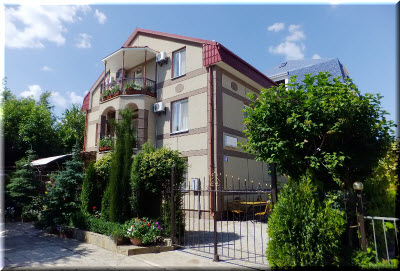 гостевые дома Николаевки