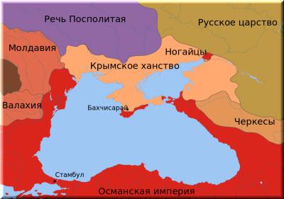 Крым до присоединения