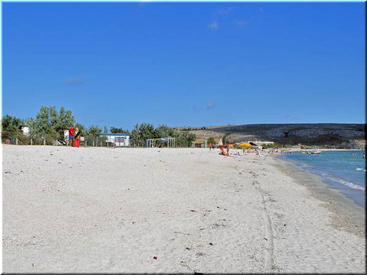пляж Лаванда