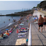 Рейтинг пляжей поселка Ливадия (Ялта) — ТОП-5