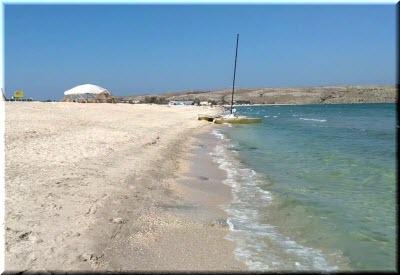 пляжи в Татарской бухте