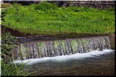 пороки реки Быстрая