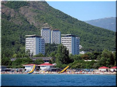 санаторий Крым