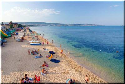 Черноморская набережная