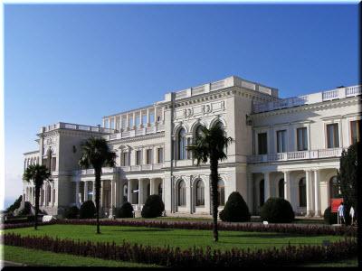 дворцы Ялты