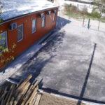 Веб-камера у амбулатории с. Верхнесадовое, Севастополь